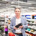 """""""Trots op de vernieuwde Media Markt Alphen en het team"""""""